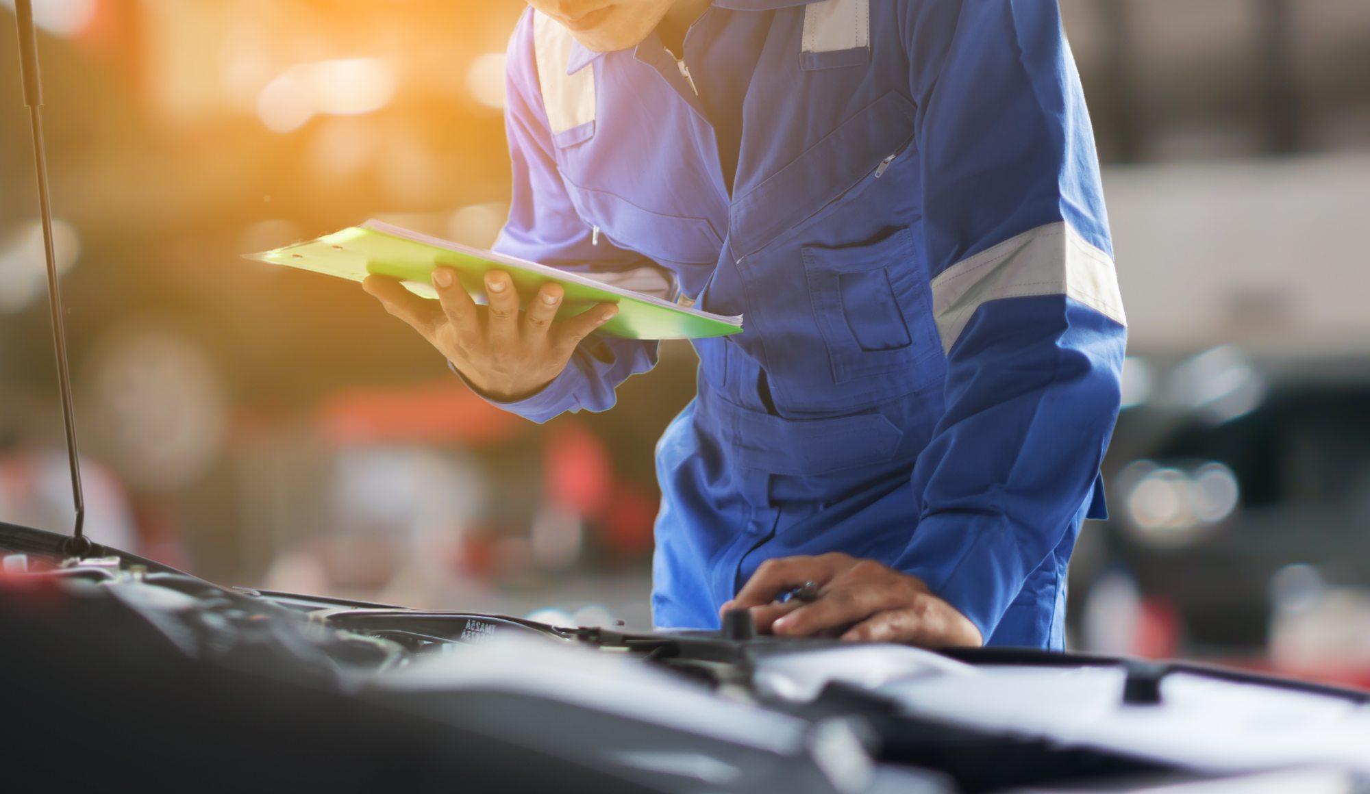 Pourquoi souscrire un contrat d'entretien pour son véhicule utilitaire ?