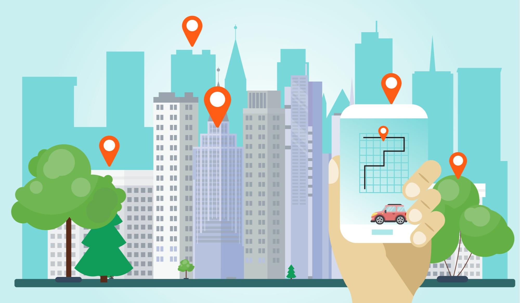 5 façons d'accroître votre productivité grâce à la géolocalisation de vos véhicules d'entreprise
