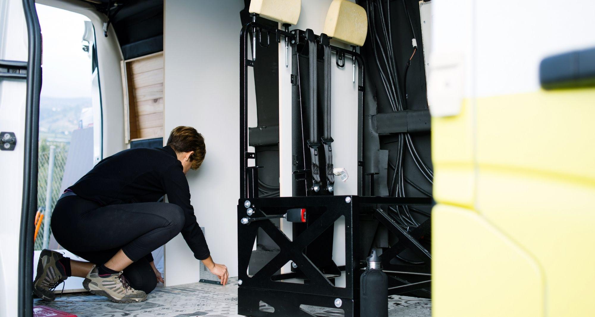 5 astuces pour optimiser l'espace intérieur de son véhicule utilitaire